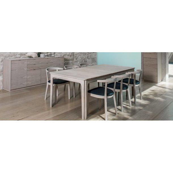 Spisebord med udtræk Skovby SM 27 - Spiseborde - Veigaard Møbler